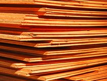 Stacked Plywood Stock Photos