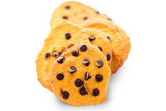 Pumpkin cookies Royalty Free Stock Photography