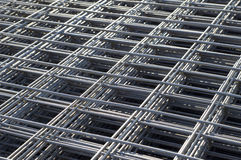 Free Stacked Rebar Grids Stock Images - 20203994