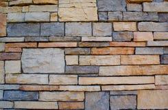 Stacked slate bricks Royalty Free Stock Photo