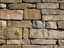 Stacked Stone Royalty Free Stock Photo