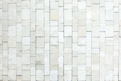 Stacked stone wall. White Stacked stone wall background Stock Photos