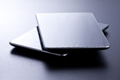 Stacked Tablets Royalty Free Stock Image