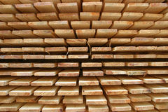 Stacked Timber stock photos