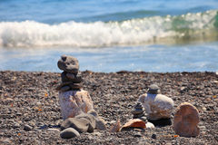Stacking Stones Stock Photography