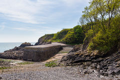 Stackpole Quay Wales Stock Image