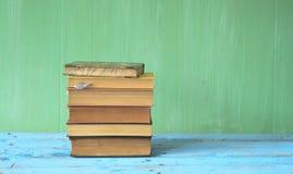 Stacks of books Royalty Free Stock Photos
