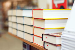 Stacks of books Royalty Free Stock Images