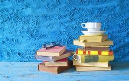 Stacks of books Stock Image