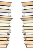 Stacks of books Royalty Free Stock Image
