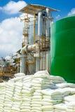 Stacks Of Chemical Sacks Stock Photography
