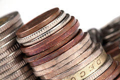 Stacks coins Stock Photo