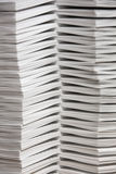 Stacks of Collated Paper Royalty Free Stock Image