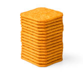 Stacks of cookies Stock Photos
