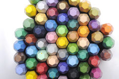 Stacks Of Crayon Royalty Free Stock Image