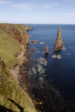 Stacks of Duncansby Stock Photo