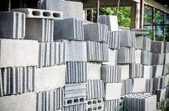Stacks of interlocking stones Stock Photos