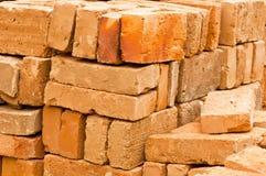 Stacks Of Bricks Royalty Free Stock Photos
