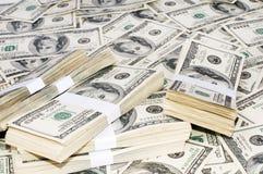 Stacks Of Money Royalty Free Stock Image