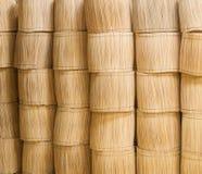 Stacks of wood sticks bundle Stock Photos