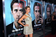 Stacy Keibler. At the The Ides Of March Los Angeles Premiere, Academy of Motion Picture Arts and Sciences, Beverly Hills, CA. 09-27-11 Stock Images