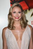 Stacy Keibler. At The Descendants Premiere, Academy of Motion Picture Arts and Sciences,  Los Angeles, CA 11-15-11 Royalty Free Stock Photography