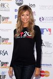 Stacy Keibler. At the 2012 Stand Up to Cancer, Shrine Auditorium, Los Angeles, CA 09-07-12 Stock Images