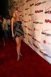Stacy Keibler. At the 2005 MTV Verizon Wireless V Cast Party. Sagamore Hotel, Miami, FL. 08-27-05 Stock Image
