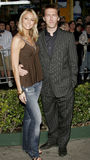 Stacy Keibler and Nick Reed Stock Image