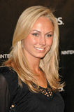 Stacy Keibler. At the Nintendo DS Pre-Launch Party at The Day After, Hollywood, CA. 11-16-2004 Stock Photos