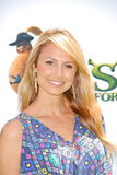 Stacy Keibler. At the 'Shrek Forever After' Los Angeles Premiere, Gibson Amphitheater, Universal City, CA. 05-16-10 royalty free stock image