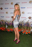 Stacy Keibler. At the 11th Annual MAXIM 'HOT 100' Party, Paramount Studios, Hollywood, CA. 05-19-10 Royalty Free Stock Image