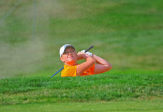 Stacy Lewis LPGA Safeway Classic Royalty Free Stock Image