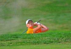 Stacy Lewis LPGA Safeway Klassiker lizenzfreies stockbild