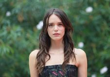 Stacy Martin attends the `Amanda` stock photography