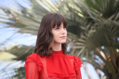 Stacy Martin attends the `Redoubtable Le Redoutable` Royalty Free Stock Photo