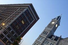 stacyjny Louisville w centrum zjednoczenie Obraz Royalty Free