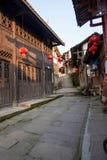 - Stad één van het weggat van hoogste tien aantrekkelijkste stad Chongqing royalty-vrije stock foto
