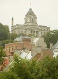 Stad 1 van Quebec Stock Afbeeldingen