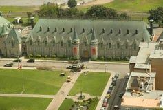 Stad 11 van Quebec Stock Foto's