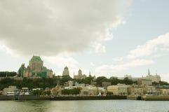 Stad 17 van Quebec Stock Foto's