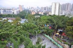 Stad Arkivfoto