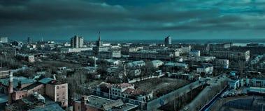 Stad Royaltyfria Foton