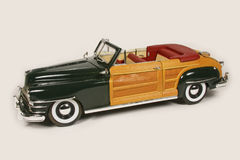 'Stad 48 Chrysler & Land Royalty-vrije Stock Afbeelding