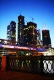 Stad Royalty-vrije Stock Fotografie