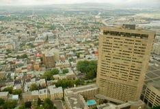 Stad 8 van Quebec Stock Foto