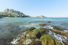 Stad av Alicante i Spanien Arkivfoton