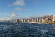 Stad av Antofagasta Arkivfoton