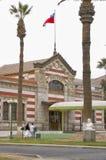 Stad av Arica, Chile Arkivbilder