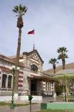 Stad av Arica, Chile Royaltyfria Bilder